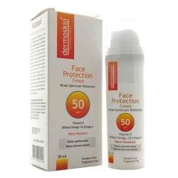 Dermoskin Face Protection Spf50 Krem 50 ml