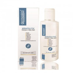 Dermoskin Keratolytic Shampoo 200 ml