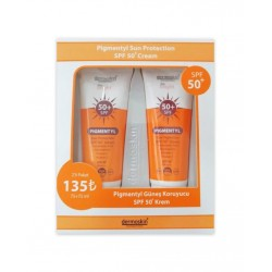Dermoskin Pigmentyl Sun Protection Cream Spf50 75 ml İkili Paket