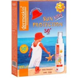 Dermoskin Sun Protection Spray Kids Spf50 100 ml Şapka Hediyeli