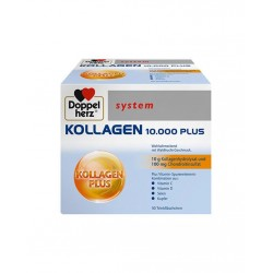Doppelherz System Kollagen 10.000 Plus 30 x 25 ml Flakon