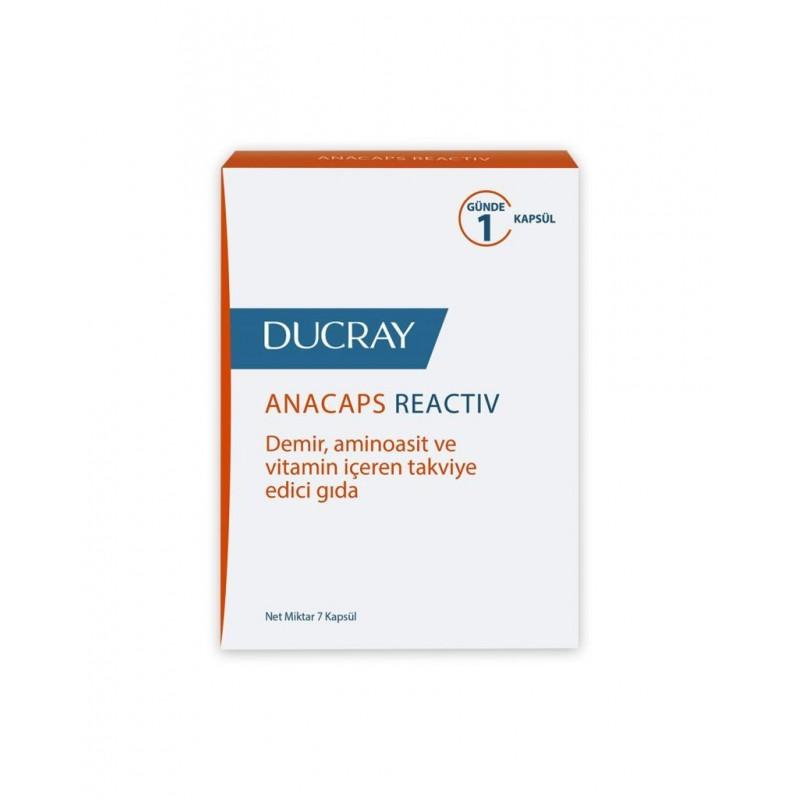 Ducray Anacaps Reactiv 30 Kapsül