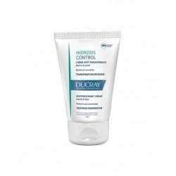 Ducray Hidrosis Control Creme Anti Transpirante 50 ml