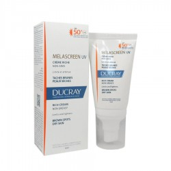 Ducray Melascreen Creme Riche SPF50+ 40 ml