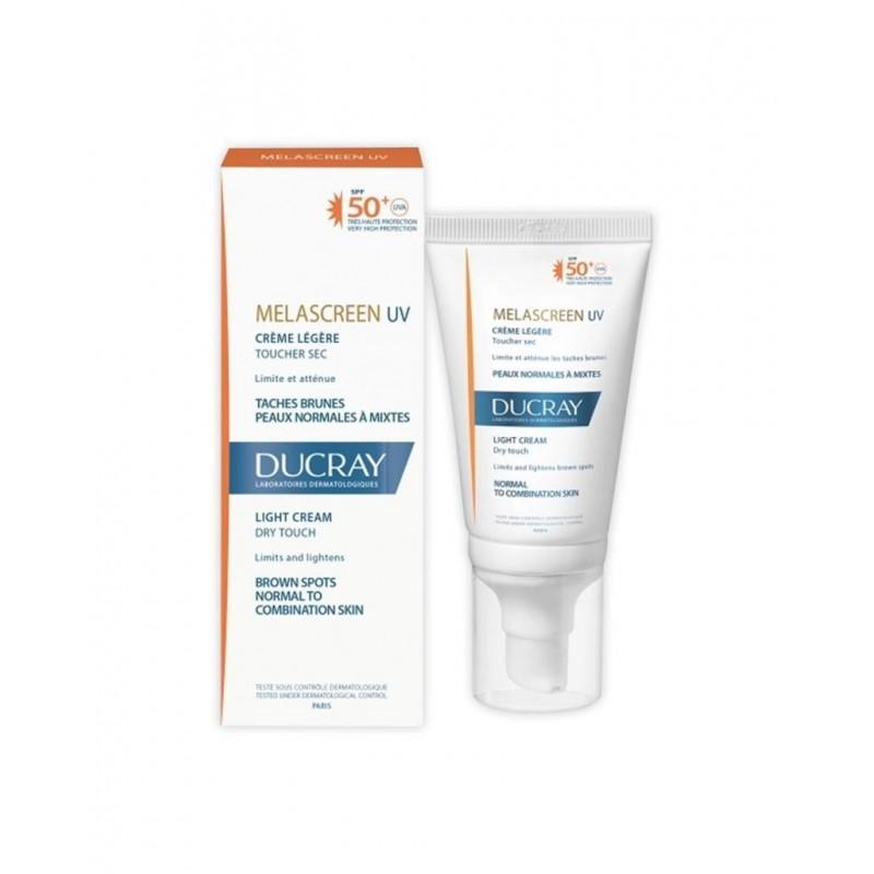 Ducray Melascreen Light Creme Spf50 40 ml