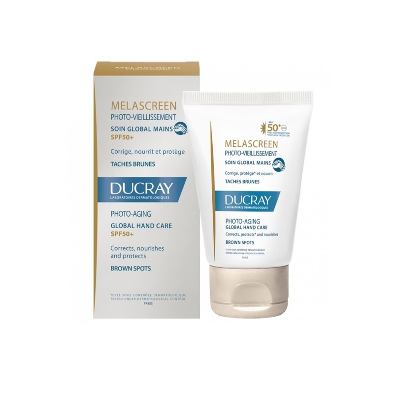 Ducray Melascreen Photo Aging Global Hand Care 50 ml