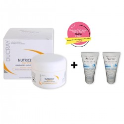 Ducray Nutricerat Maske 150 ml + 2.ad Avene After Sun repair Lotion 50 ml Hediye