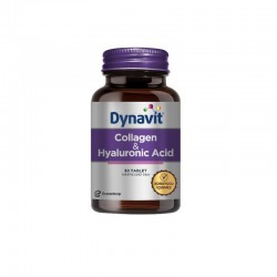 Dynavit Collagen + Hyaluronik Acid 30 Tablet