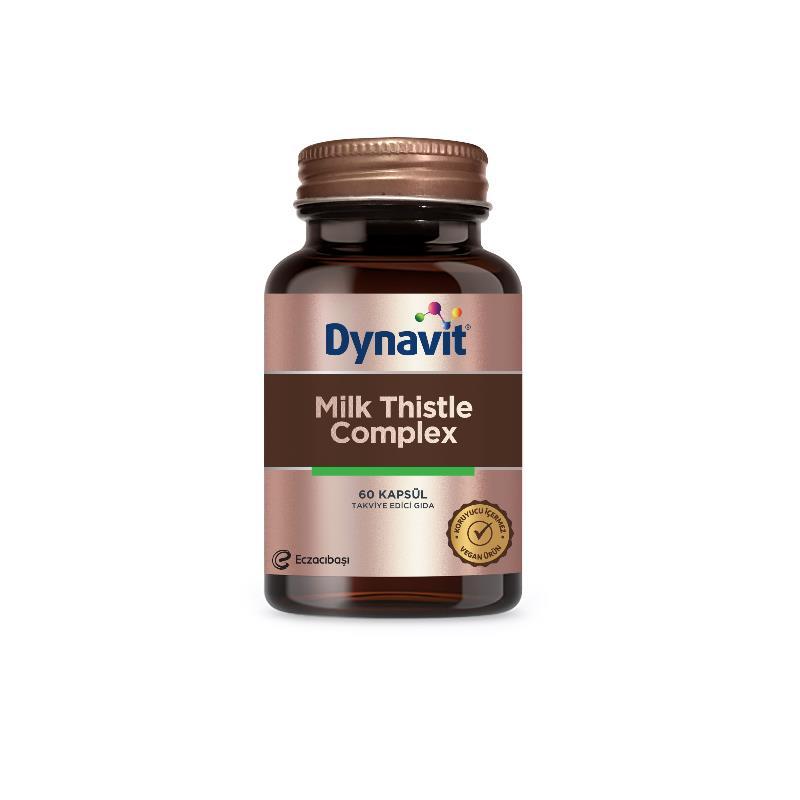 Dynavit Milk Thistle Complex 60 Kapsül