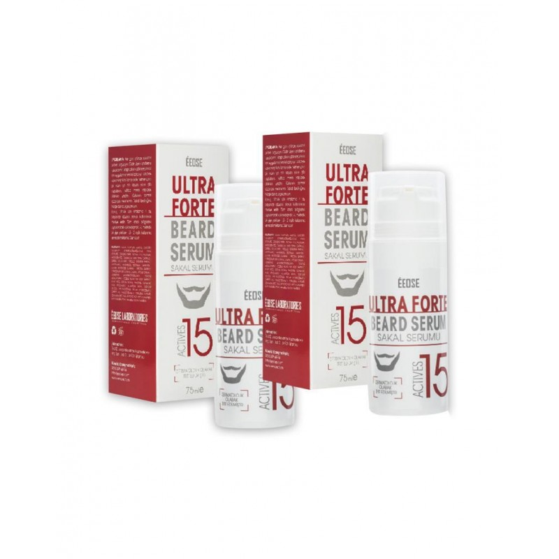 Eeose Ultra Forte Actives 15 Sakal Serumu 2x75 ml Set