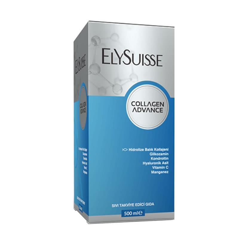 Elysuisse Collagen Advance 500 ml
