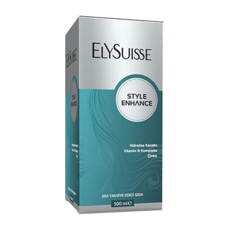 Elysuisse Style Enhance Sıvı Keratin 500 ml
