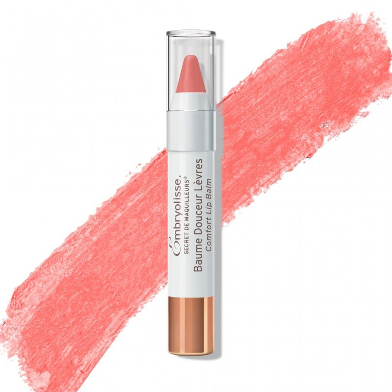 Embryolisse Comfort Lip Balm - Coral Nude 2.5 gr