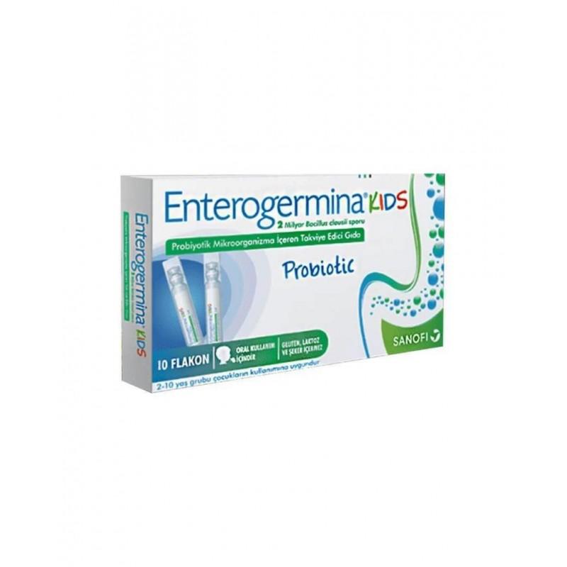 Enterogermina Çocuklar İçin 5 ml x 10 Flakon