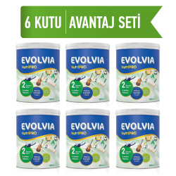 Evolvia NutriPro 2 Devam Sütü 6'lı 800 gr