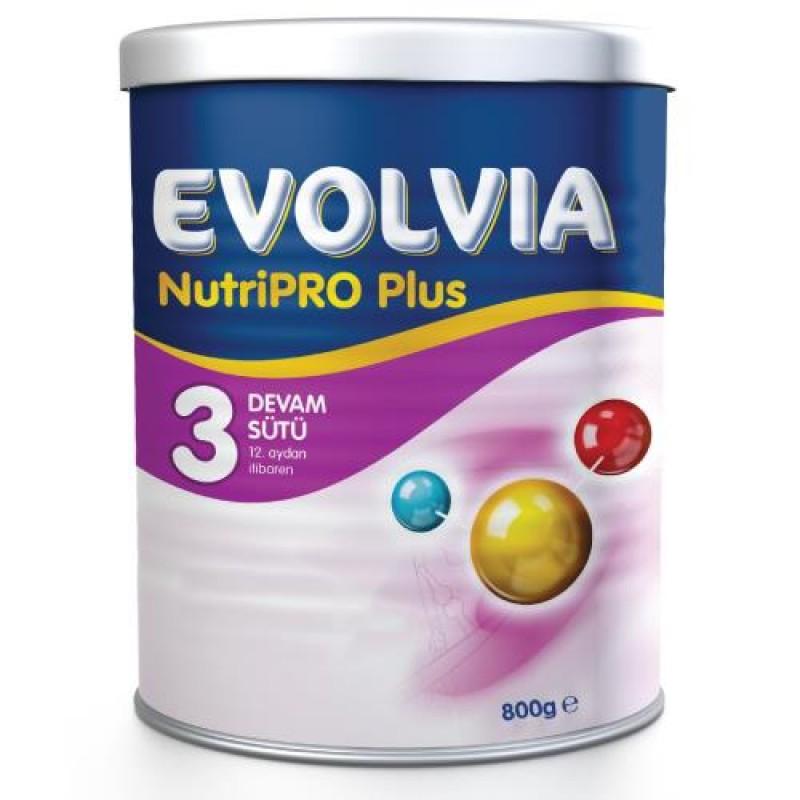 Evolvia NutriPRO Plus 3 800 gr