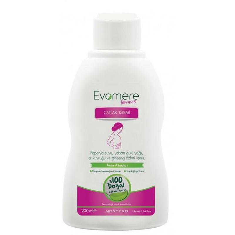 Evomere Femme Çatlak Kremi 200 ml