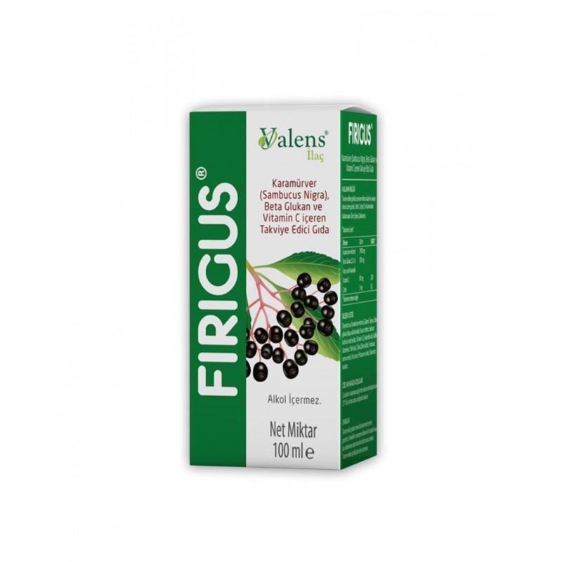 Firigus Şurup 100 ml