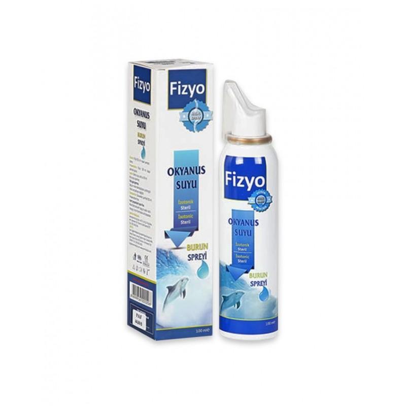 Fizyo Okyanus Suyu Burun Spreyi 100 ml
