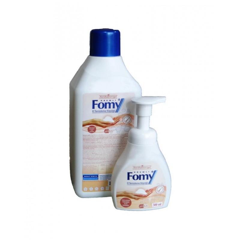 Fomy Antibakteriyel El Temizleme Köpüğü 1800 ml + 500 ml