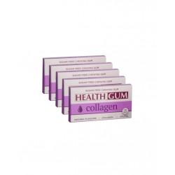 Healthgum Collagen Sakız 5 x 14 Adet