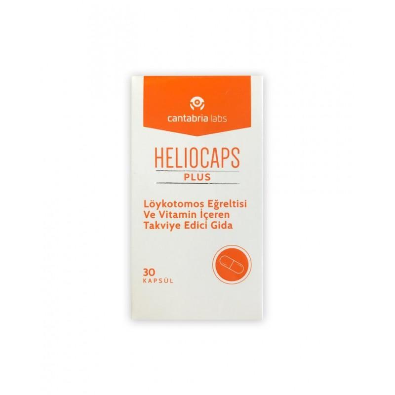 Heliocaps Plus 30 Kapsül