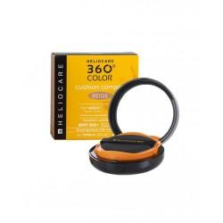 Heliocare 360 Color Kompakt Fondöten Spf50+ Beige 15 gr
