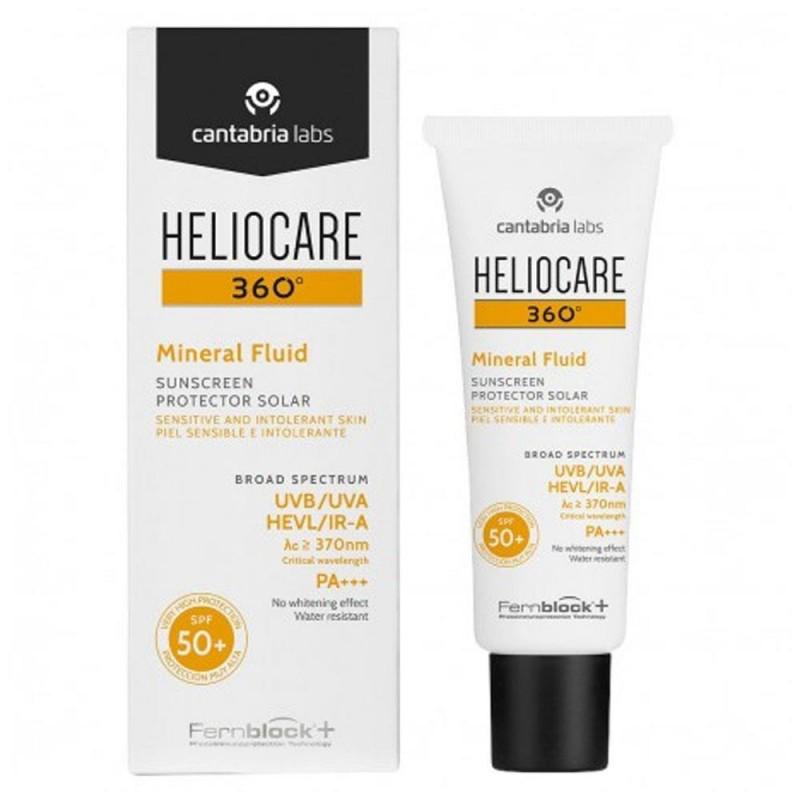 Heliocare 360 Mineral Fluid Güneş Kremi Spf50 50 ml