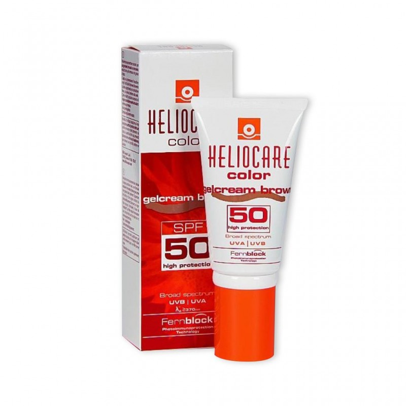 Heliocare Color Gelcream Brown Spf50 50 ml