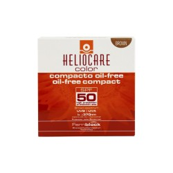 Heliocare Color SPF 50 Oil-Free Compact Brown 10g