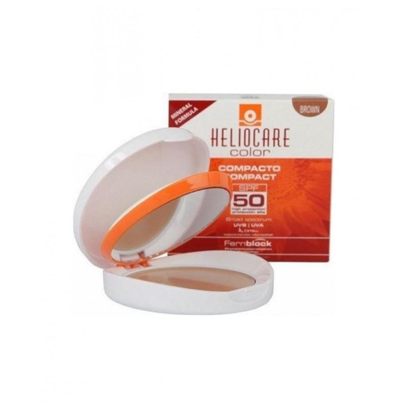 Heliocare Compact Brown Esmer Ten Spf50 10 gr