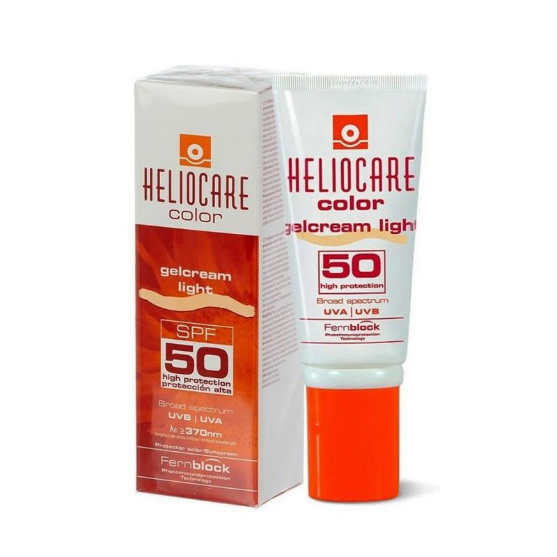 Heliocare Jel Krem Light Spf50 50 ml