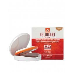 Heliocare Compact Light Yağsız Buğday Ten Spf50 10 gr