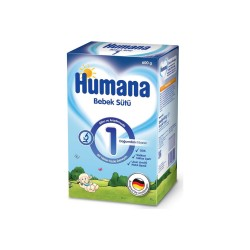 Humana 1 Başlangıç Maması 600 gr