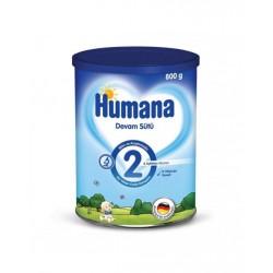 Humana 2 Devam Sütü 800 gr