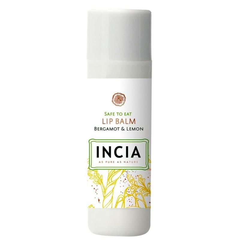İncia Doğal Bergamot & Limonlu Dudak Besleyici 6 gr