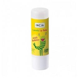 İncia Kids Lip Balm Dudak Besleyici Limon 6 gr