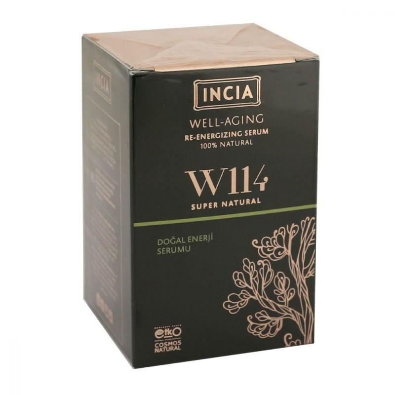 İncia Well Aging Enerji Serumu 10 ml