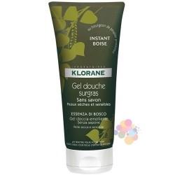 Klorane Gel Douche Surgras Instant Boise 200 ml (Baharat Esanslı Duş Jeli)