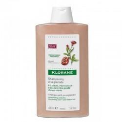 Klorane Nar Ekstresi İçeren Boyalı Saçlar için Şampuan 400 ml