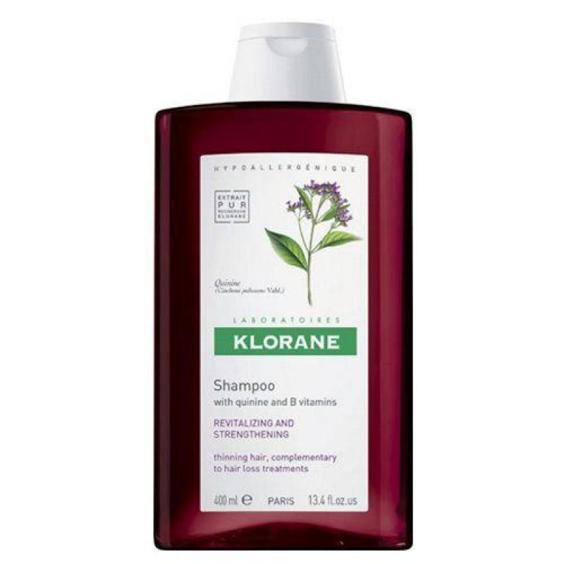 Klorane Quinine Kinin Dökülme Önleyici Şampuan 400 ml