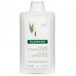 Klorane Yulaf Sütü İçeren Şampuan 400 ml