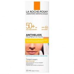 La Roche Posay Anthelios Pigmentation Tinted Light Cream Spf50 50 ml