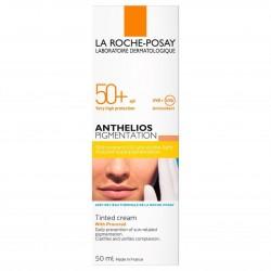 La Roche Posay Anthelios Pigmentation Tinted Light Cream Spf50 50 ml