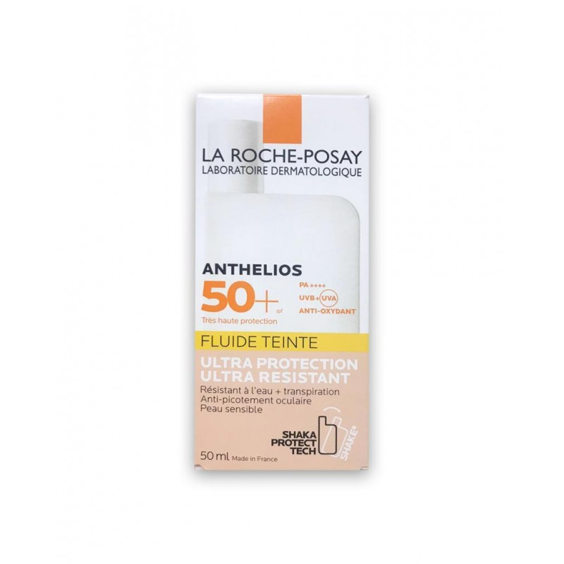 La Roche Posay Anthelios Shaka Tinted Fluid Spf50 50 ml