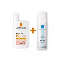 La Roche Posay Anthelios Shaka Tinted Fluid Spf50 50 ml & Termal Su 50 ml