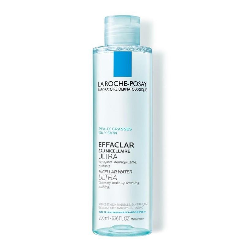 La Roche Posay Effaclar Yağlı Ciltler için Misel Su 200 ml