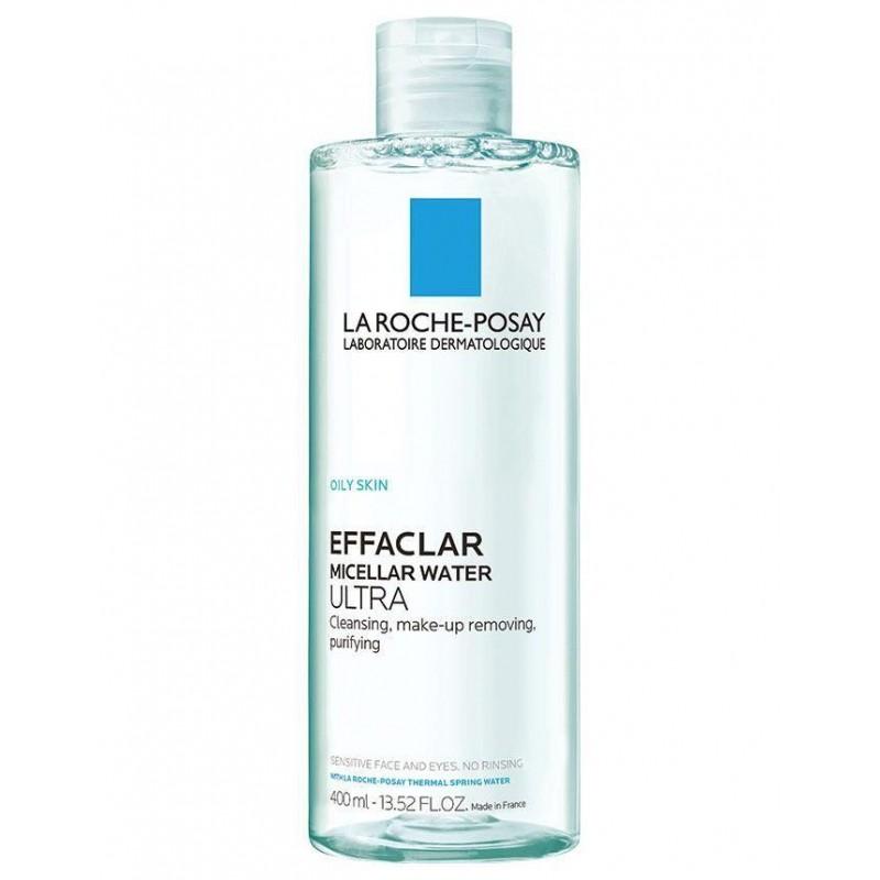 La Roche Posay Effaclar Yağlı Ciltler için Misel Su 400 ml
