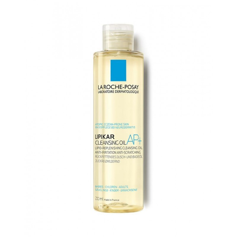 La Roche Posay Lipikar Cleansing Oil Ap+ 200 ml