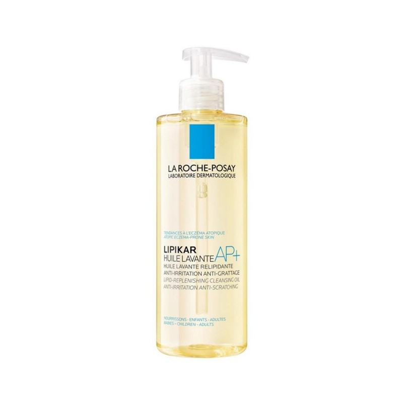 La Roche Posay Lipikar Cleansing Oil Ap+ 400 ml